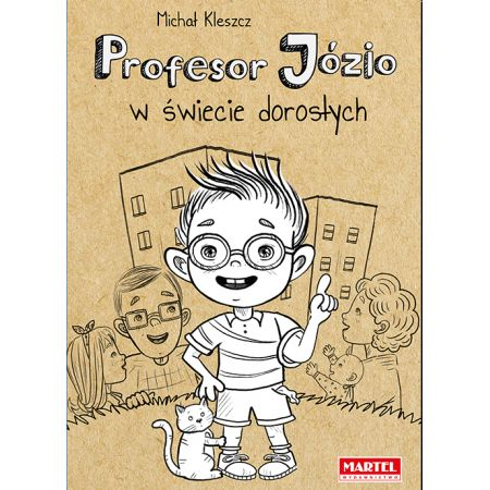 Profesor Józio w świecie dorosłych