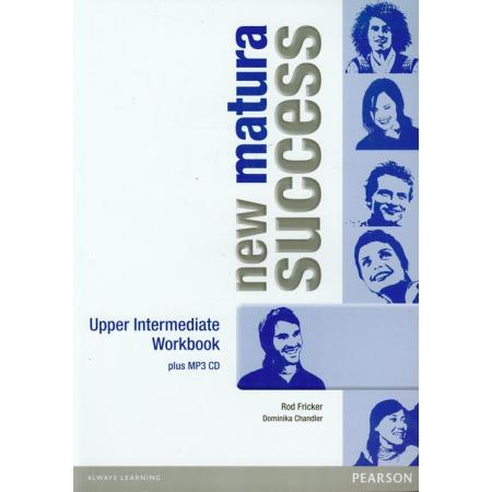 New Matura Success. Upper-Intermediate. Ćwiczenia + MP3 CD