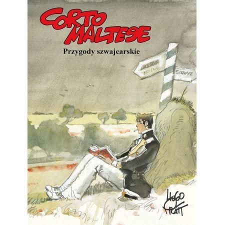 Corto Maltese. Tom 11. Przygody szwajcarskie