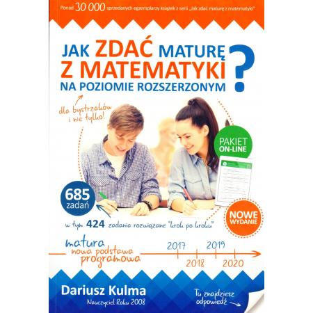 Matematyka. Jak zdać maturę z matematyki? Poziom rozszerzony