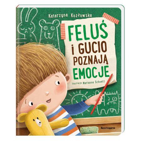 Feluś i Gucio poznają emocje