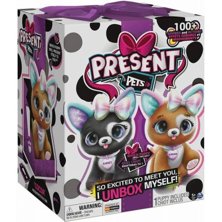Present Pets Glitter - Elegancik