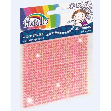 Naklejki dekoracyjne kryształki GR-DS04 FIORELLO