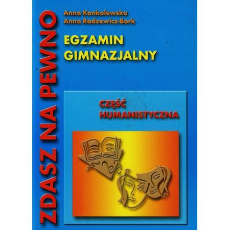 Egzamin gimnazjalny cz. humanistyczna