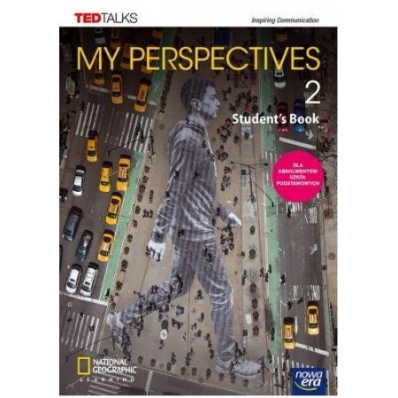 My Perspectives 2. Podręcznik do języka angielskiego dla szkół ponadpodstawowych. Poziom B1+