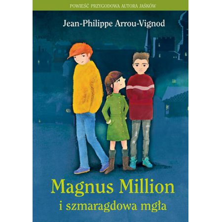 Magnus Million i szmaragdowa mgła