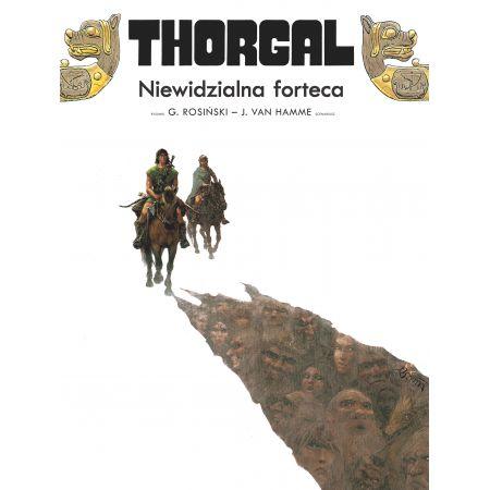 Thorgal, tom 19. Niewidzialna forteca