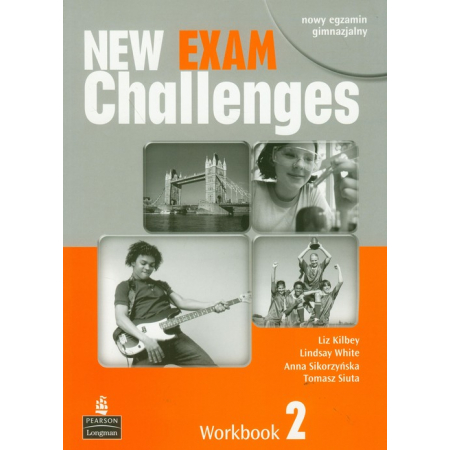 New Exam Challenges 2 Workbook z płytą CD