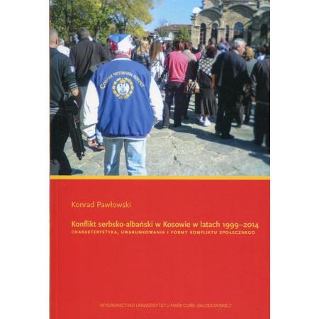 Konflikt serbsko-albański w Kosowie w latach 1999-2014