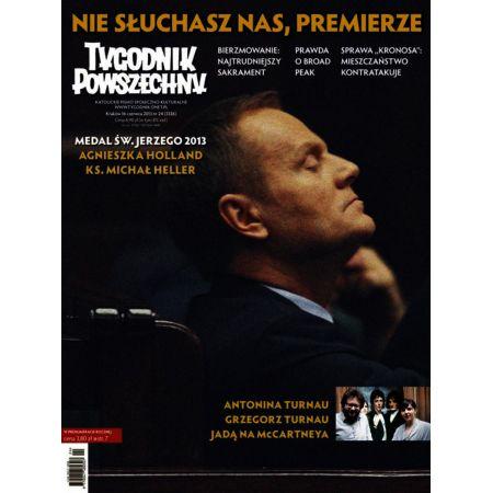 Tygodnik Powszechny 24/2013
