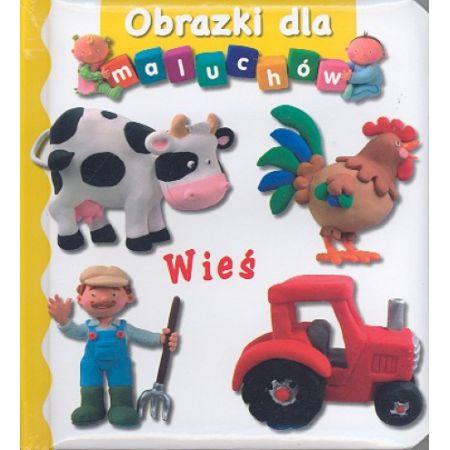 Wieś. Obrazki dla maluchów
