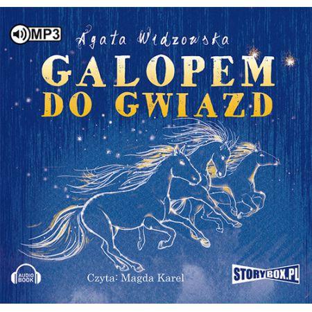CD MP3 Galopem do gwiazd