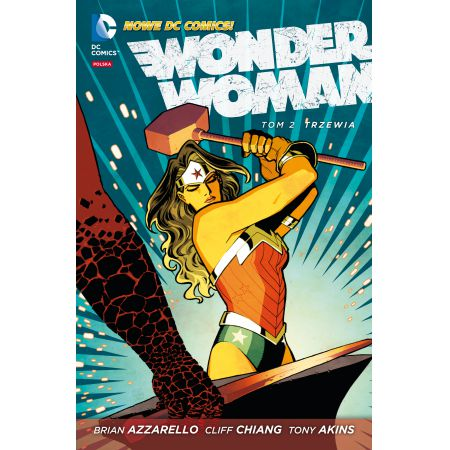 Wonder Woman. Tom 2. Trzewia