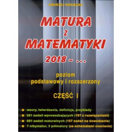 Matura z matematyki 2018-... Poziom podstawowy i rozszerzony. Część 1
