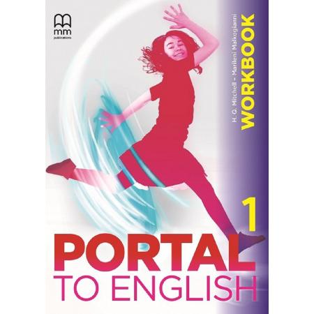 Portal to English 1 Workbook + CD-ROM