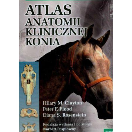 Atlas anatomii klinicznej konia