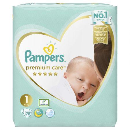 Pieluchy Newborn 1 Premium Care (2-5 kg)