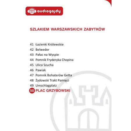 Plac Grzybowski. Szlakiem warszawskich zabytków