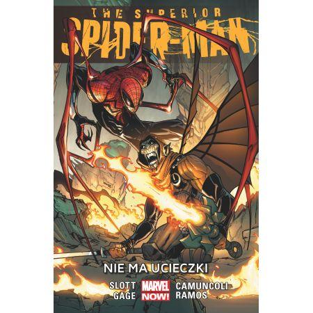 The Superior. Spider-man. Tom 4. Nie ma ucieczki