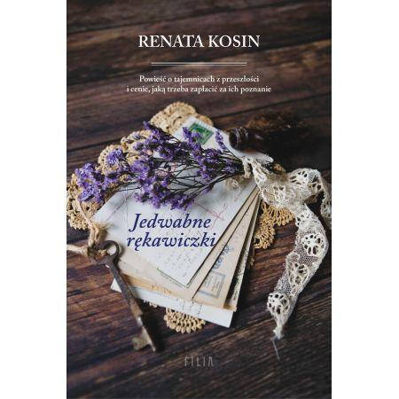 9a3c1c379651ba Jedwabne rękawiczki (Renata Kosin) książka w księgarni TaniaKsiazka.pl