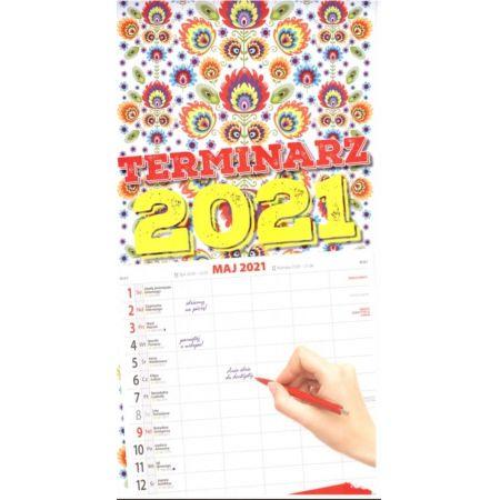 Kalendarz 2021 Terminarz
