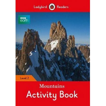 BBC Earth: Mountains Activity Book