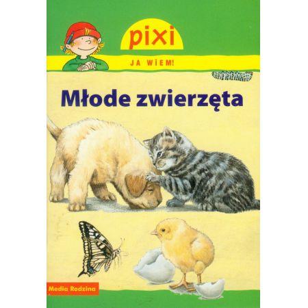 Pixi Ja wiem! Młode zwierzęta