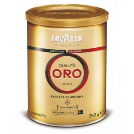 Kawa mielona Qualita Oro puszka