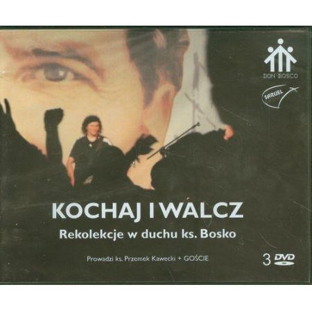 Kochaj i walcz DVD  WAM