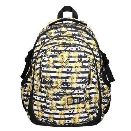 Plecak 4-komorowy Złote Tropiki