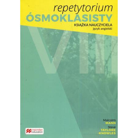 Repetytorium Ósmoklasisty język angielski Książka nauczyciela + 2CD