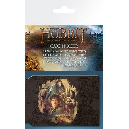 The Hobbit - Okładki na Dokumenty i Karty
