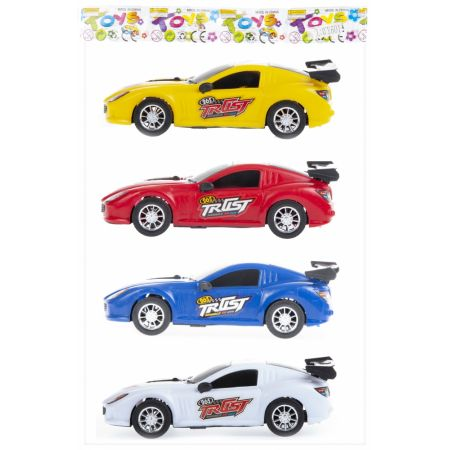Auto wyścigowe mix kolor MEGA CREATIVE 459885