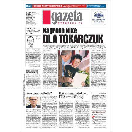 Gazeta Wyborcza - Częstochowa 234/2008