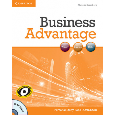 Business Advantage Advanced Personal Study Book + CD
