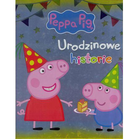 Świnka Peppa. Urodzinowe historie