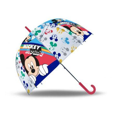 Parasolka automatyczna 46cm Myszka Miki WD21154 Kids Euroswan