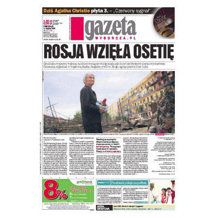 Gazeta Wyborcza - Kielce 239/2008