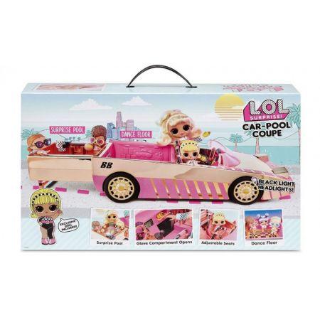 LOL Surprise. Car exclusive Tot Doll