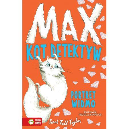 Max. Kot detektyw T.2 Portret widmo