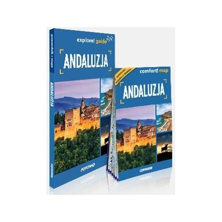 Explore! guide light Andaluzja
