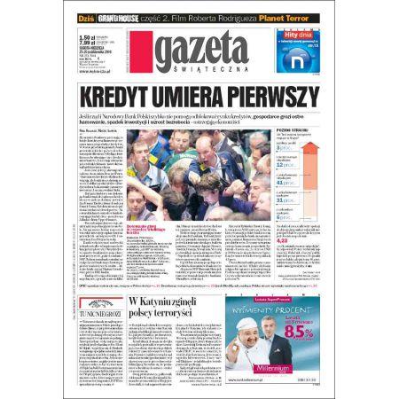 Gazeta Wyborcza - Kielce 251/2008