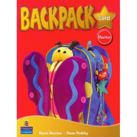 Backpack Gold Starter Student's Book