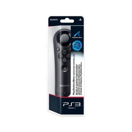 PS Move Navigation Controller PS3