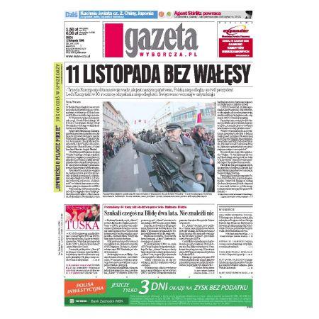 Gazeta Wyborcza - Płock 264/2008