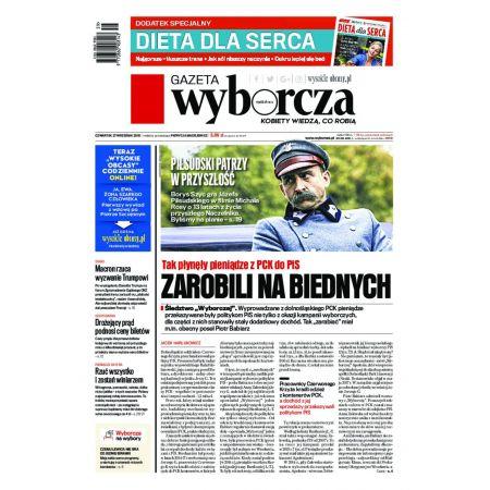 Gazeta Wyborcza - Warszawa 225/2018