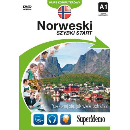 de45d08f2f5206 Norweski Szybki start Kurs komputerowy SuperMemo w TaniaKsiazka.pl