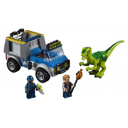 Lego Juniors Na Ratunek Raptorom 10757 Klocki W Taniaksiazkapl