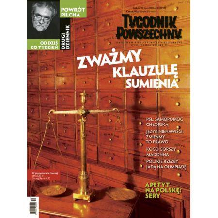 Tygodnik Powszechny 31/2012