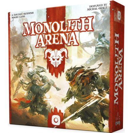 Monolith Arena PORTAL